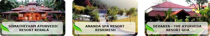 India Ayurveda Resorts